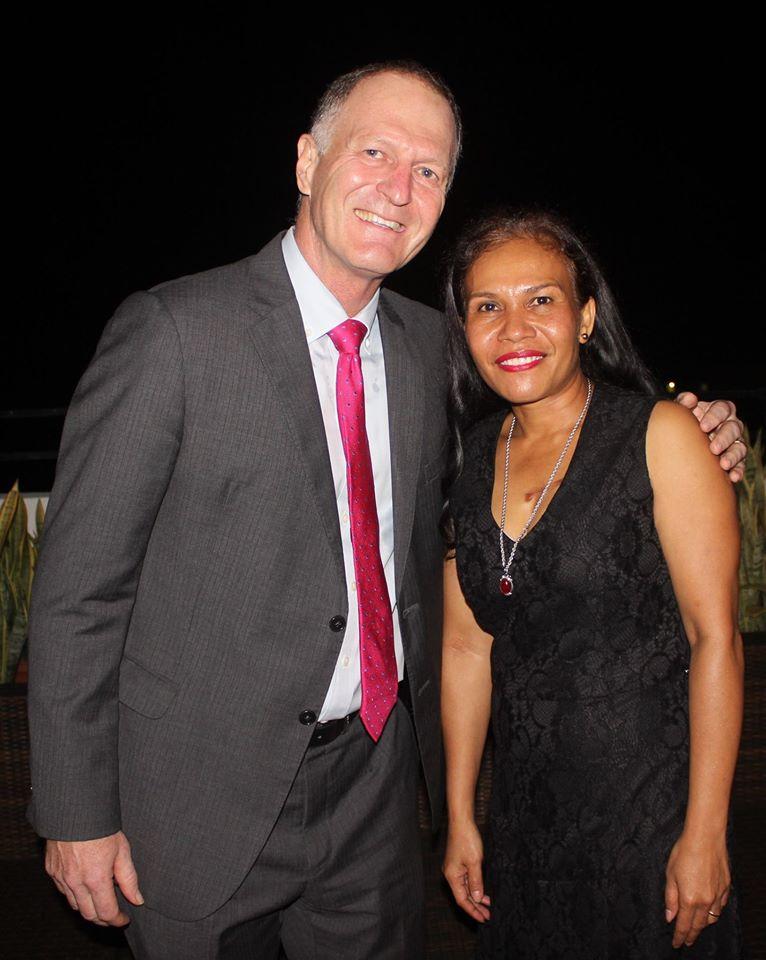 Alistair & Maria Natercia Gusmao Pereira