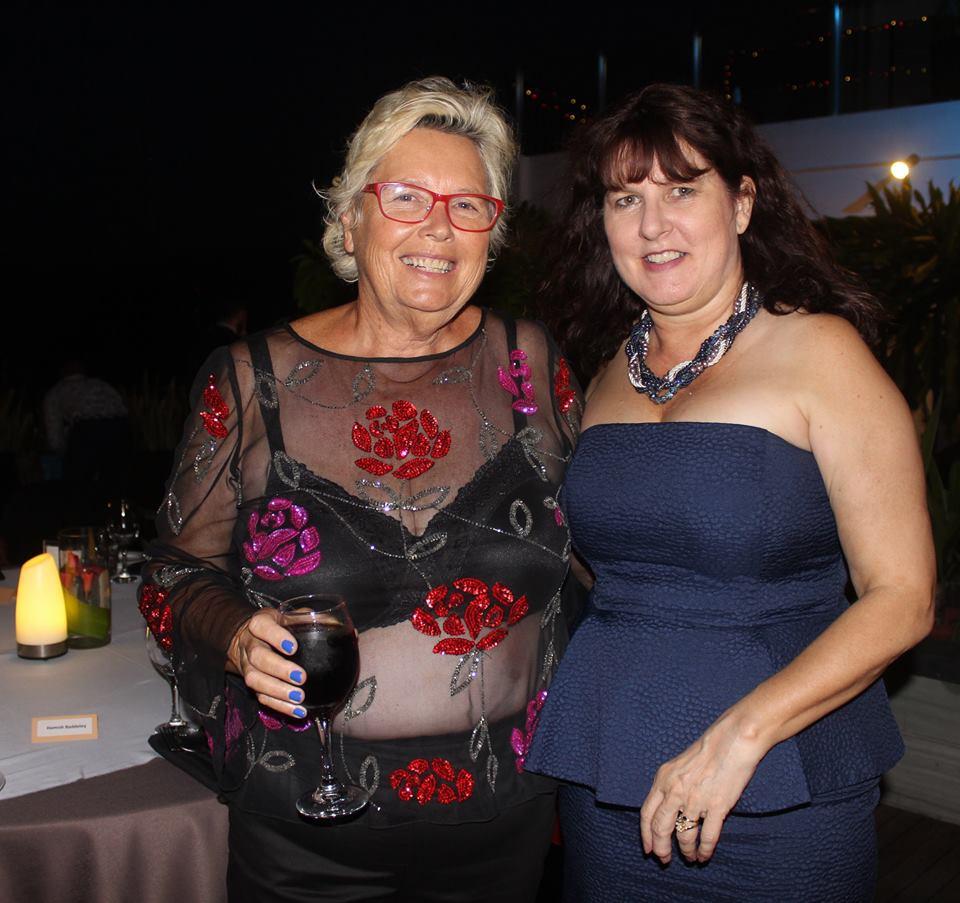 Sally Gearin & Marie Turbill